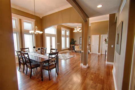 Open Floor Plan Homes  Popular Home Layouts In Kansas City