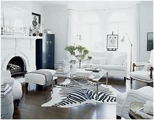 8 Modern Black and White Living Room Designs - Amazing