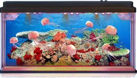 playlearn usa jelly fishsea turtle aquarium mood lamp
