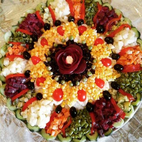 menu cuisine marocaine épinglé par wawa sur salade salades salade