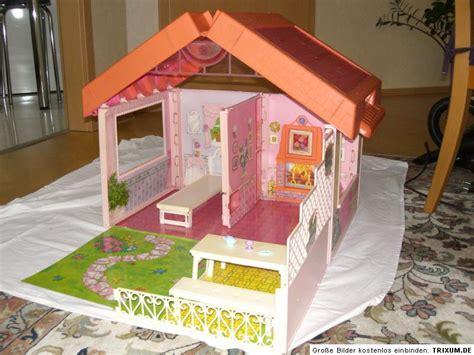 Barbie Klapphaus Barbie Haus Im Koffer Puppenhaus