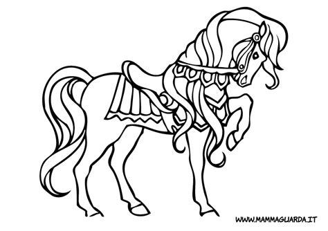 immagini da stare a colori colori cavalli az colorare