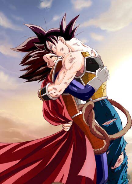 Vegeta X Goku Dragon Ball Super Art Goku Goku And Vegeta