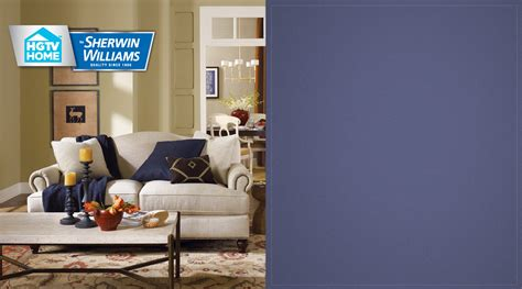 hgtv home by sherwin williams color visualizer