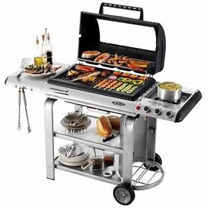 Barbecue Weber Gaz Pas Cher : barbecue weber a gaz avec plancha ~ Dailycaller-alerts.com Idées de Décoration