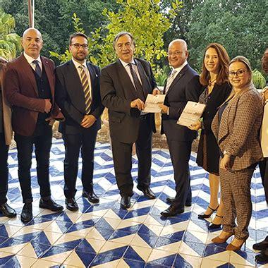 Ufficio Relazioni Internazionali Palermo by Comune Di Palermo Relazioni Internazionali Il Sindaco