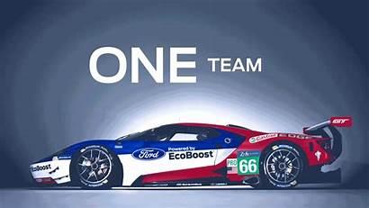 Ford Mans Le Gt Gts Racecar Wheel