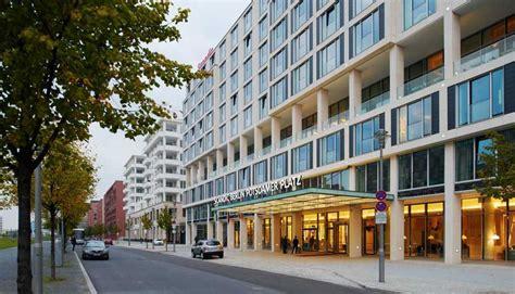 hotel review scandic potsdamer platz business traveller