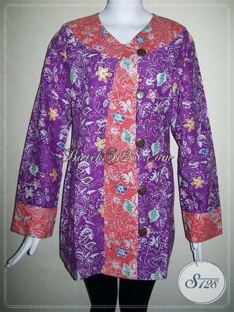 baju batik wanita model pramugari blsc xxl baju