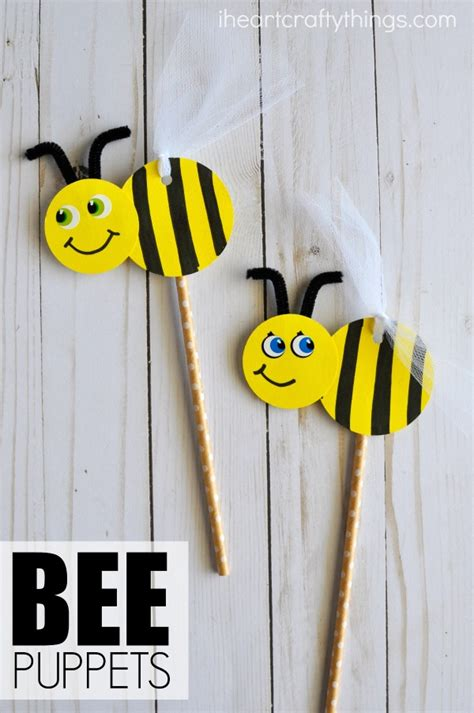 Bee Finger Puppet Template by Lovely Bee Finger Puppet Template Pictures Inspiration