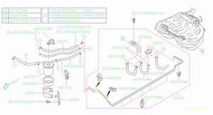 2000 Subaru Legacy Fuel Filter  Piping  Maintenance  Mile