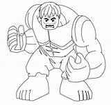 Hulk Coloring Pages Incredible Printable Squad Super Hero Getcolorings Print Getdrawings sketch template