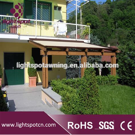 auto glass canopy retractable roof awning systems
