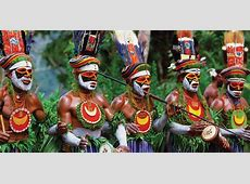 Papua New Guinea Mt Hagen SingSing culture vacation by