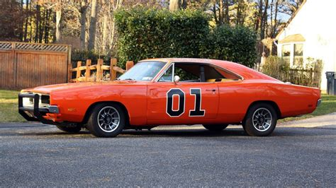Cars Hot Rod Charger Dukes Of Hazzard General Lee Classic