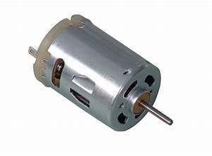 Diagram Of A Dc Motor