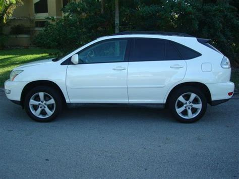 sporty lexus 4 door buy used 2005 lexus rx330 base sport utility 4 door 3 3l
