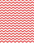 Coral And Mint Chevron Desktop Background Images Pictures
