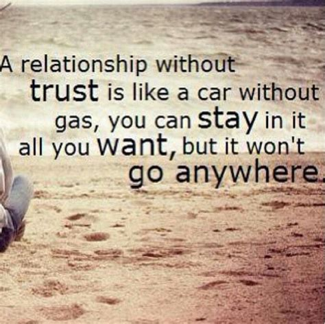 A Relationship Without Trust Love Quotes  W O R D S. Book Review Quotes For The Hunger Games. Quotes About Strength When Losing A Loved One. Single For 2 Years Quotes. Morning Quotes Blessings