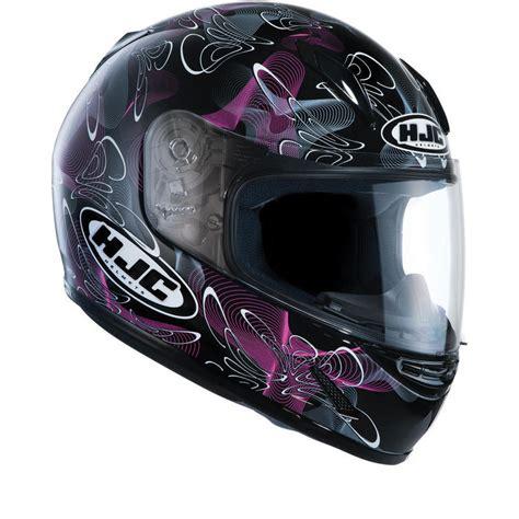 ladies motorcycle helmet hjc cl y tableau ladies motorcycle helmet full face