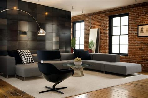 Ziegelstein Wand Wohnzimmer by 38 Beautiful Living Rooms With Exposed Brick Walls