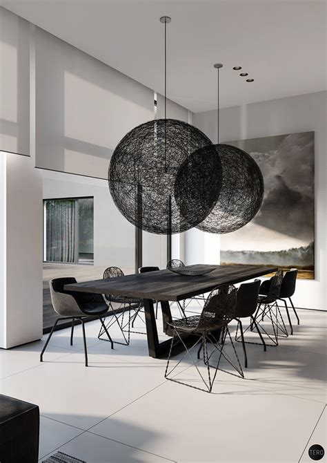 Minimalist Dining Room Design Interior Ideas Photos Inspiration by Find Modern And Minimalist Dining Room Designs With