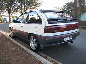 1988 Ford Laser Tx3 4wd Turbo - Sonicbronze