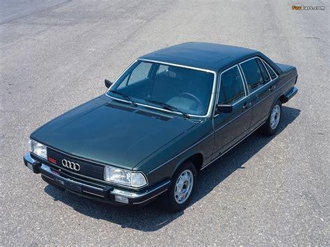 1979 Audi 100 Partsopen