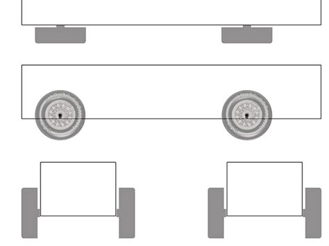 Templates For Pinewood Derby Cars Free by A Free Pinewood Derby Car Design Template Boys