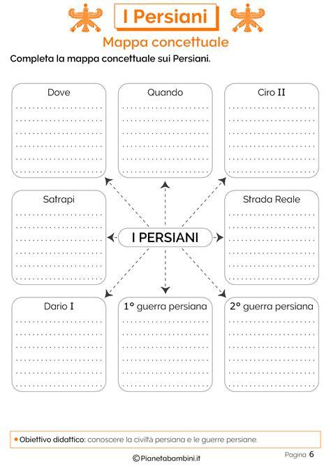 Guerre Persiane Scuola Primaria by I Persiani Schede Didattiche Per La Scuola Primaria