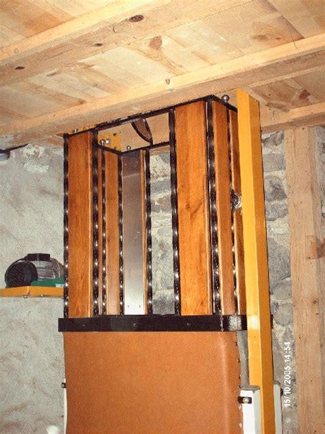 le bureau lyon monte charge électriques domestiques installer ou en kit
