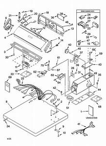 Kenmore Commercial Dryer Parts