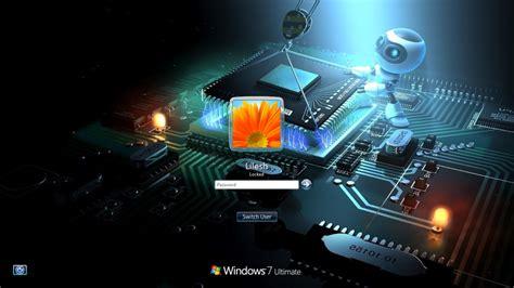 Download Change Windows 7 Logon Screen Wallpaper Gallery
