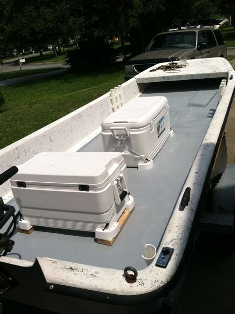 Layout Boat Mods by 17 Best Images About Skiff Modifications On