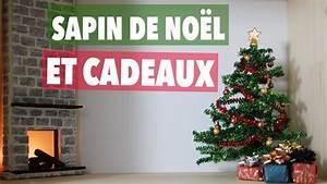 Maison De Noel Miniature : sapin de no l miniature et cadeaux maison de poup es youtube ~ Nature-et-papiers.com Idées de Décoration