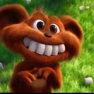 Dr. Seuss' The Lorax! Pipsqueak, my favorite character..he ...