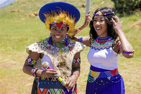 isibayas zulu wedding nails