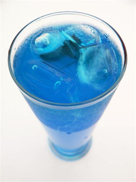 blue summer mocktail virgin drink recipe hubpages