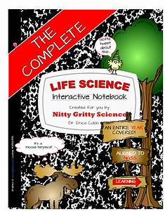Nitty Gritty Science: It's Finally Here! The Complete Life ...