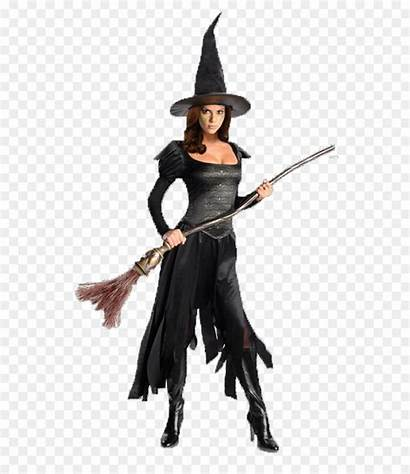 Wicked Witch Silhouette West Clip Svg Broom
