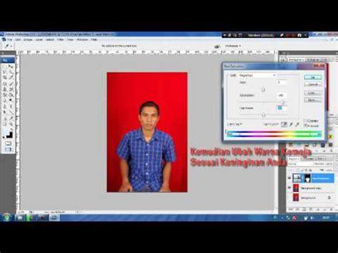edit mengganti warna baju  photoshop cs youtube