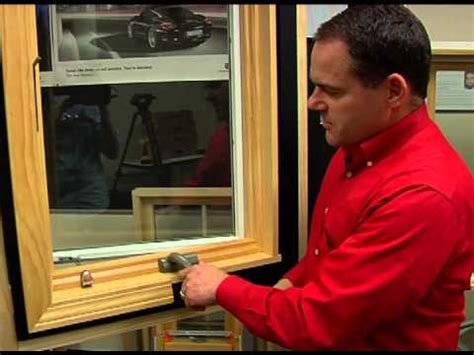 window safety opening control devices andersen windows youtube