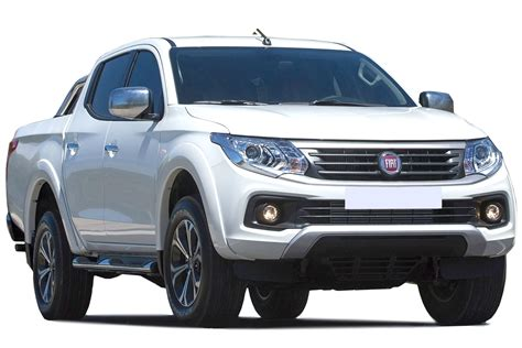 Fiat Trucks by Fiat Fullback Review Carbuyer