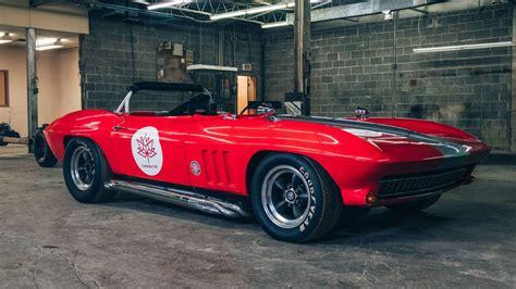 check out this vintage corvette race car for sale the