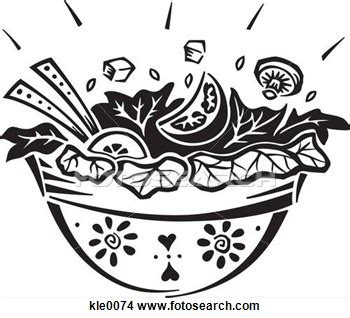 salad clipart black and white fruit black and white mix clipart clipart suggest