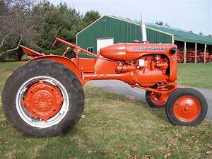 Allis-chalmers C Amazing Photo On Openiso Org