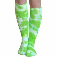 1000 images about Neon Knee High Socks on Pinterest