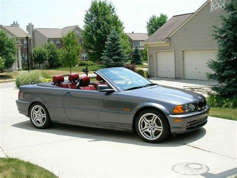 2001 Bmw Convertible by Buy Used 2001 Bmw 330ci Convertible 2 Door 3 0l Sport