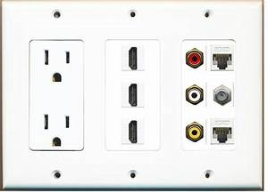 14 Best 3 Gang Wall Plates Images On Pinterest