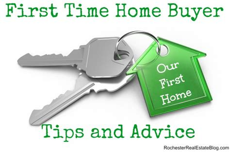 First Time Home Buyer Tips And Advice That Must Be Read